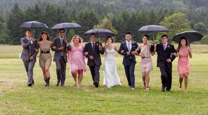Michelle & Jason's Wedding [Cowichen Valley Photographer]