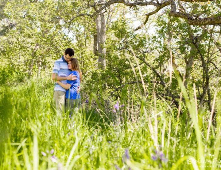Natasha & Jeremy [Victoria Engagement Photographer]