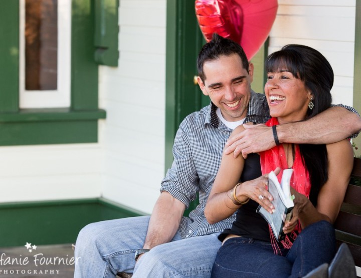 R&K Engaged [Fort Langley Engagement Photography]