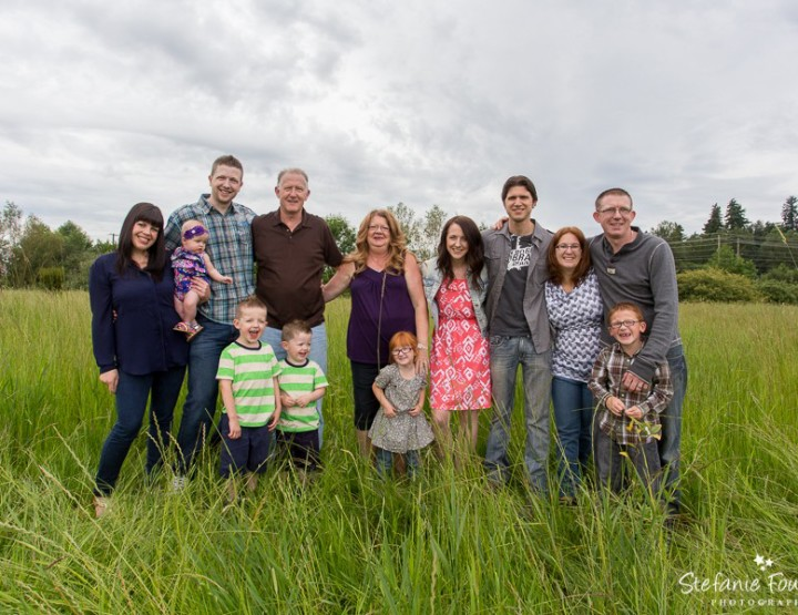 The Grozell Family [Abbotsford Photographer]