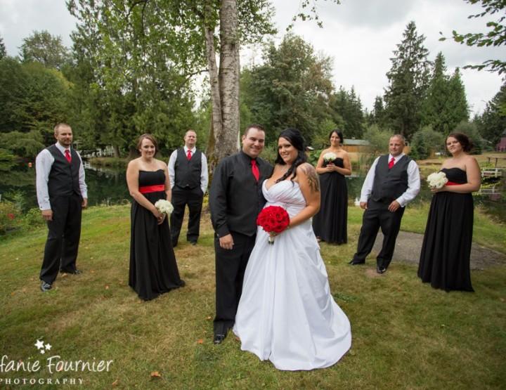 Erin & Jeff [Fort Langley Wedding Photography]