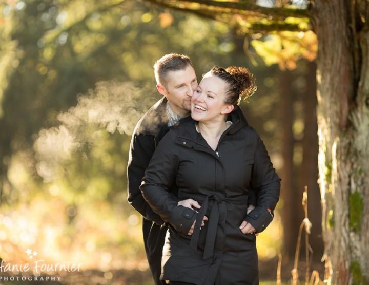 Ryan & Kelsey [Langley Engagement Photography]