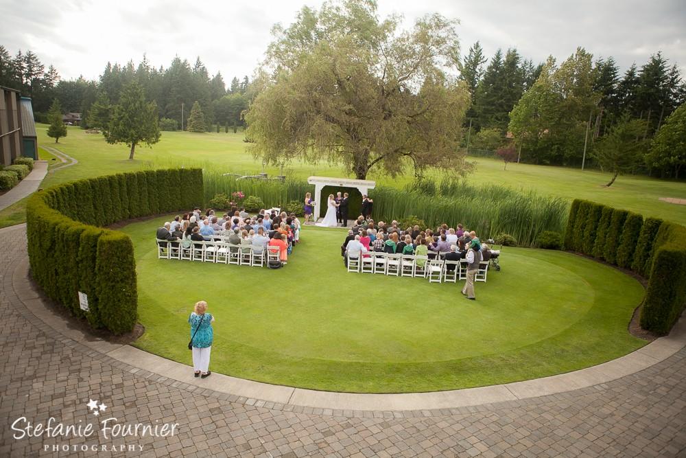 Wedding Langley Golf Club