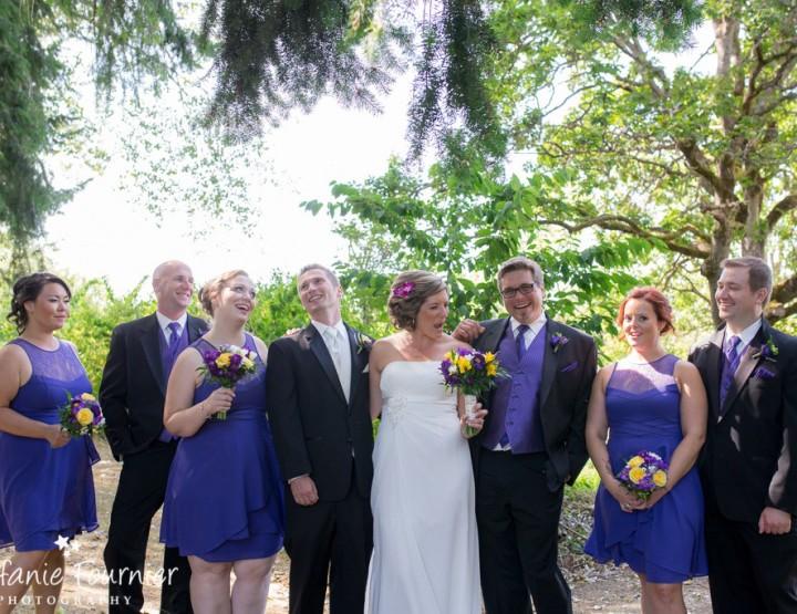 Dylan & Julie [Duncan Wedding Photography]