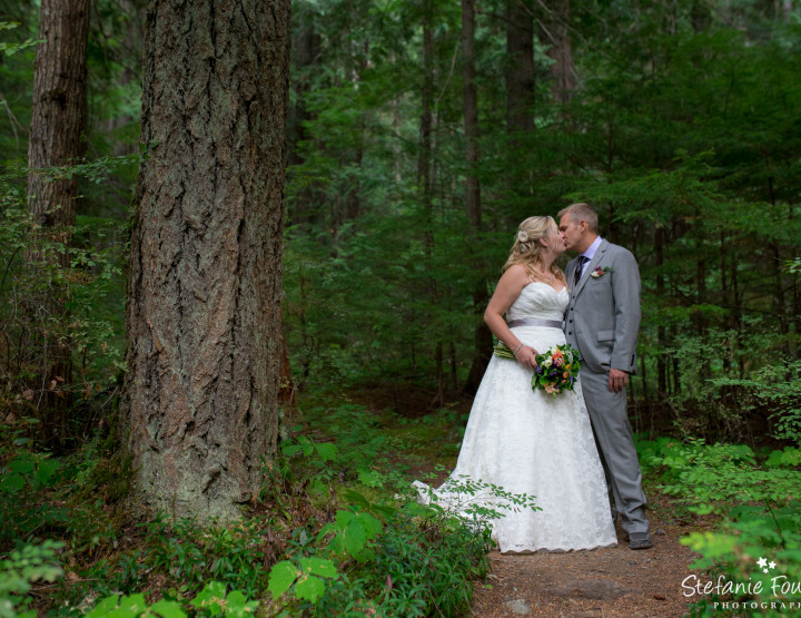 Bri & Chris [Strathcona Park Wedding]