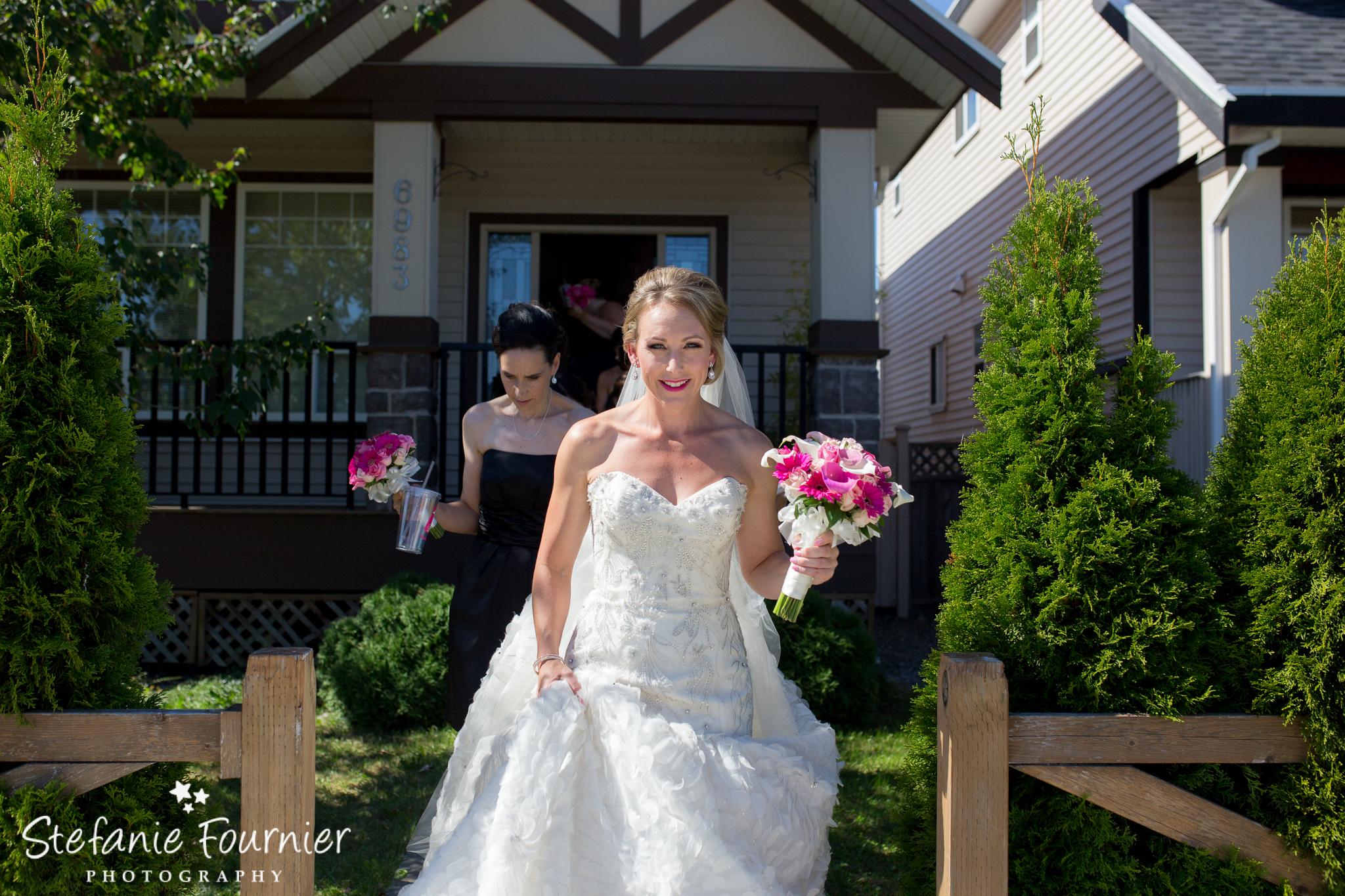 Brenda & Mike's Langley Wedding