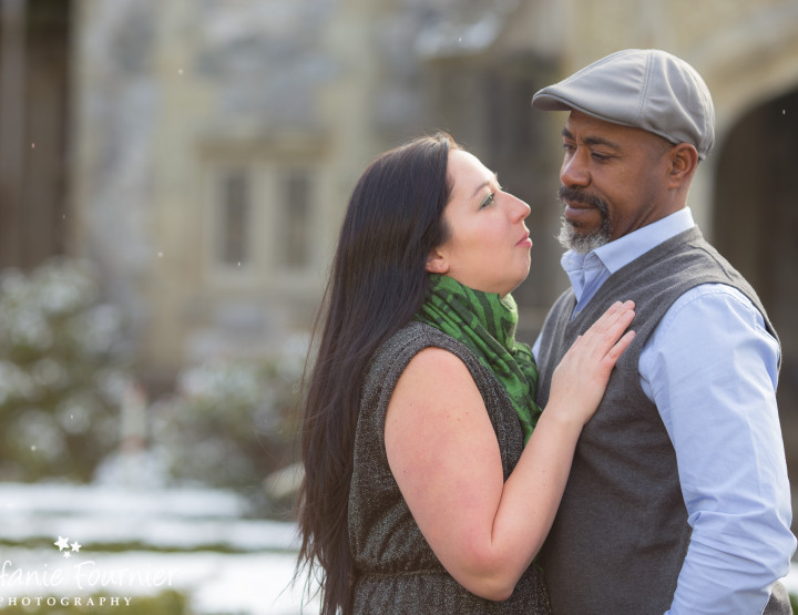 The Brown's Session at Hatley Castle