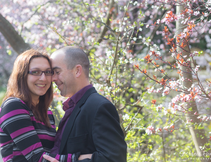 Justin & Amanda [Stanley Park Vancouver Photography]