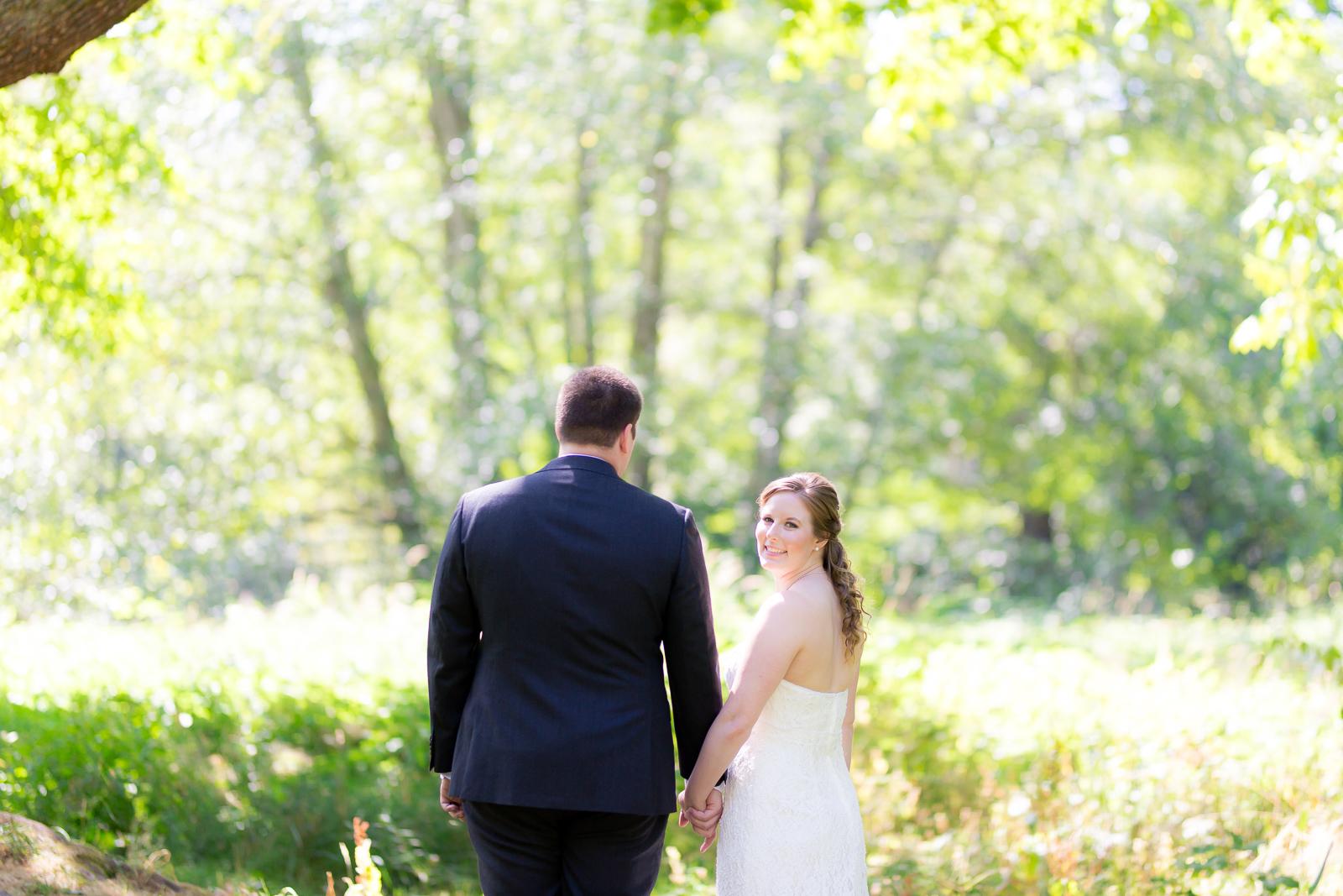 K&D's Backyard Wedding [Surrey Wedding Photographers]