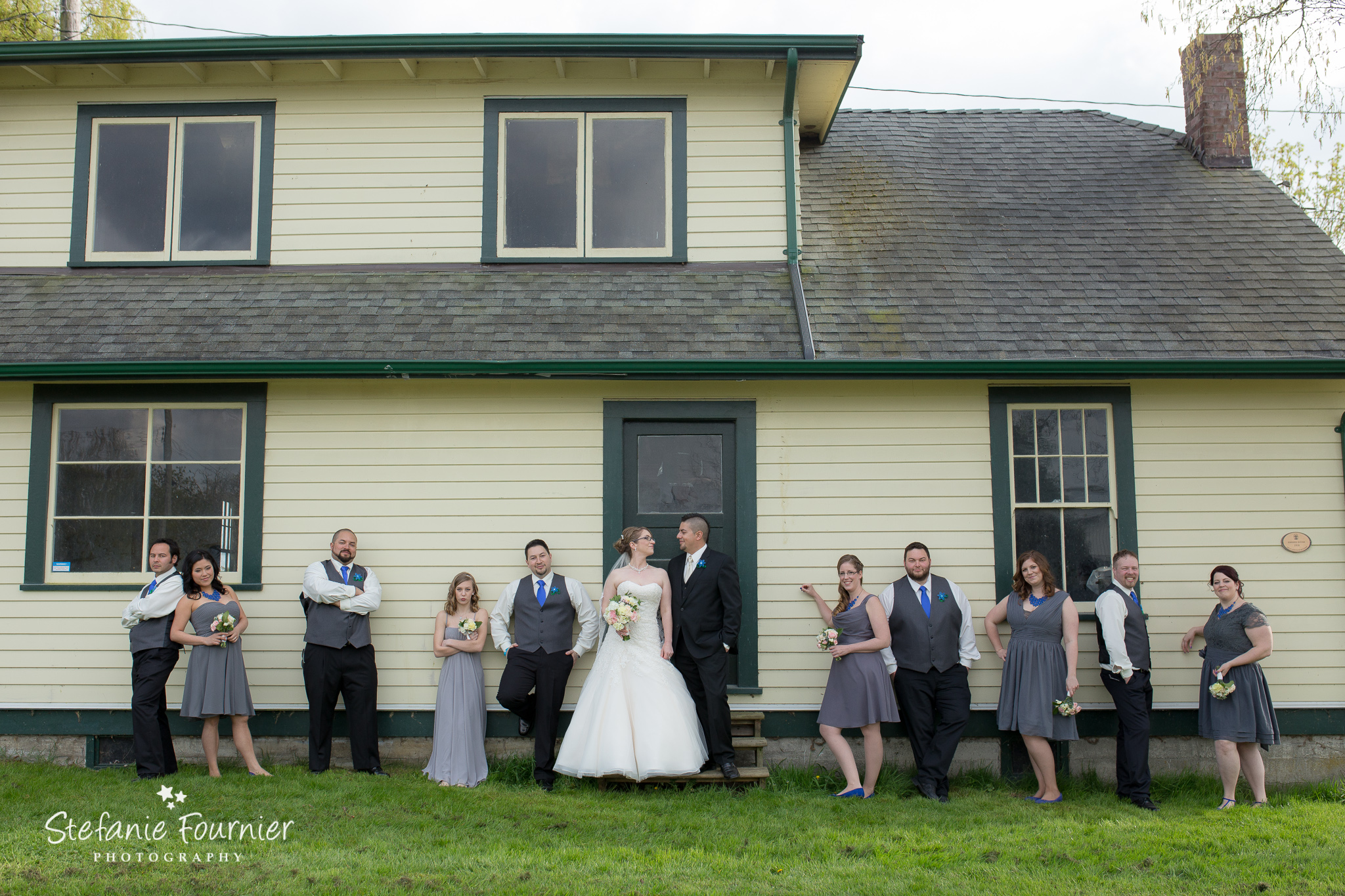 East Delta Hall Wedding