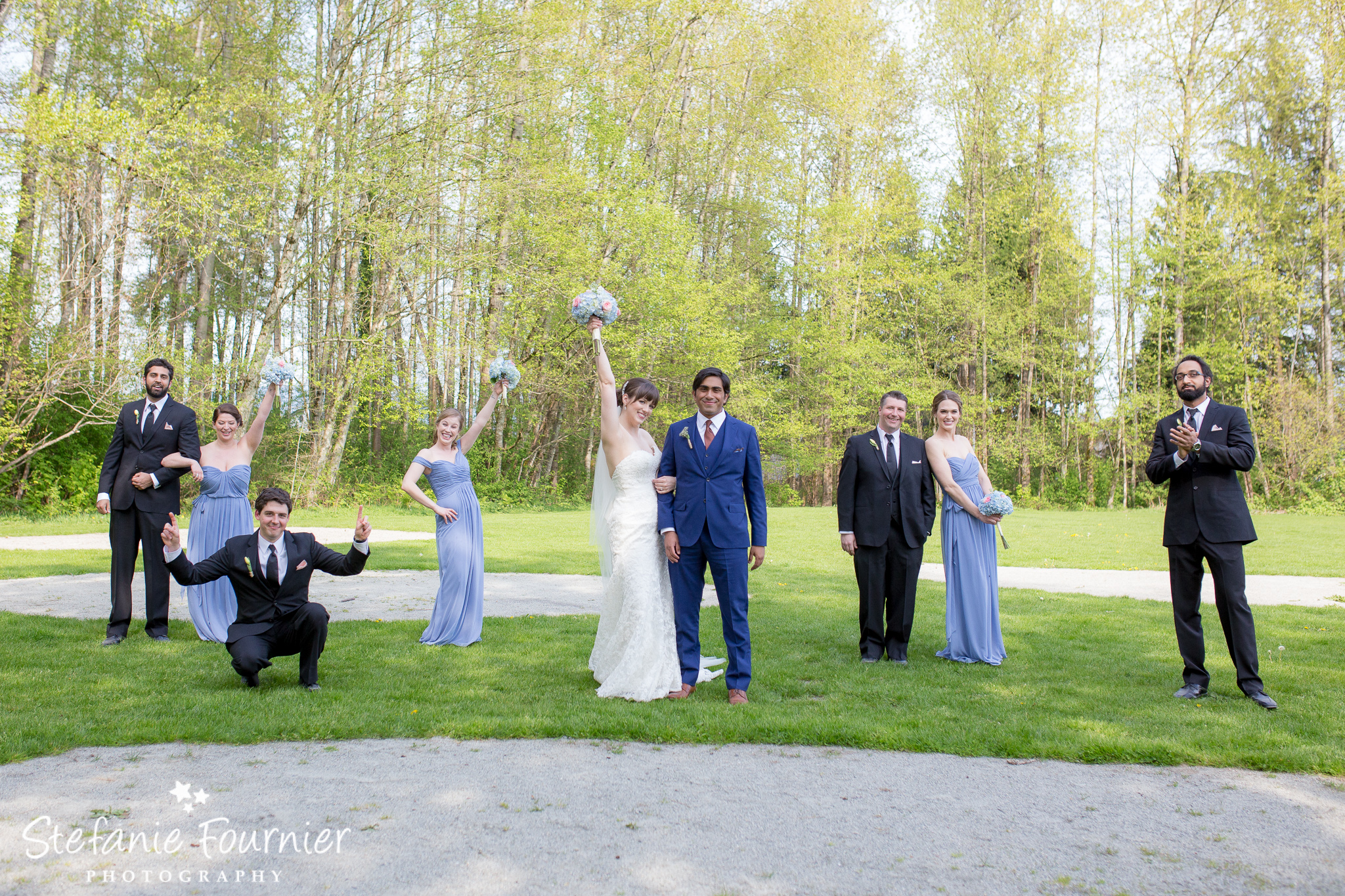 West Langley Hall Wedding Photos