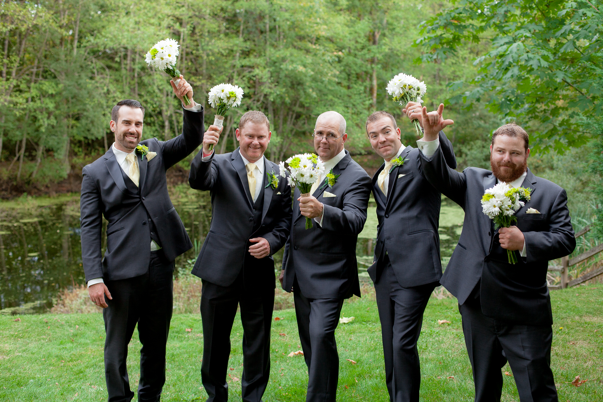 Maple Grove Wedding Photos