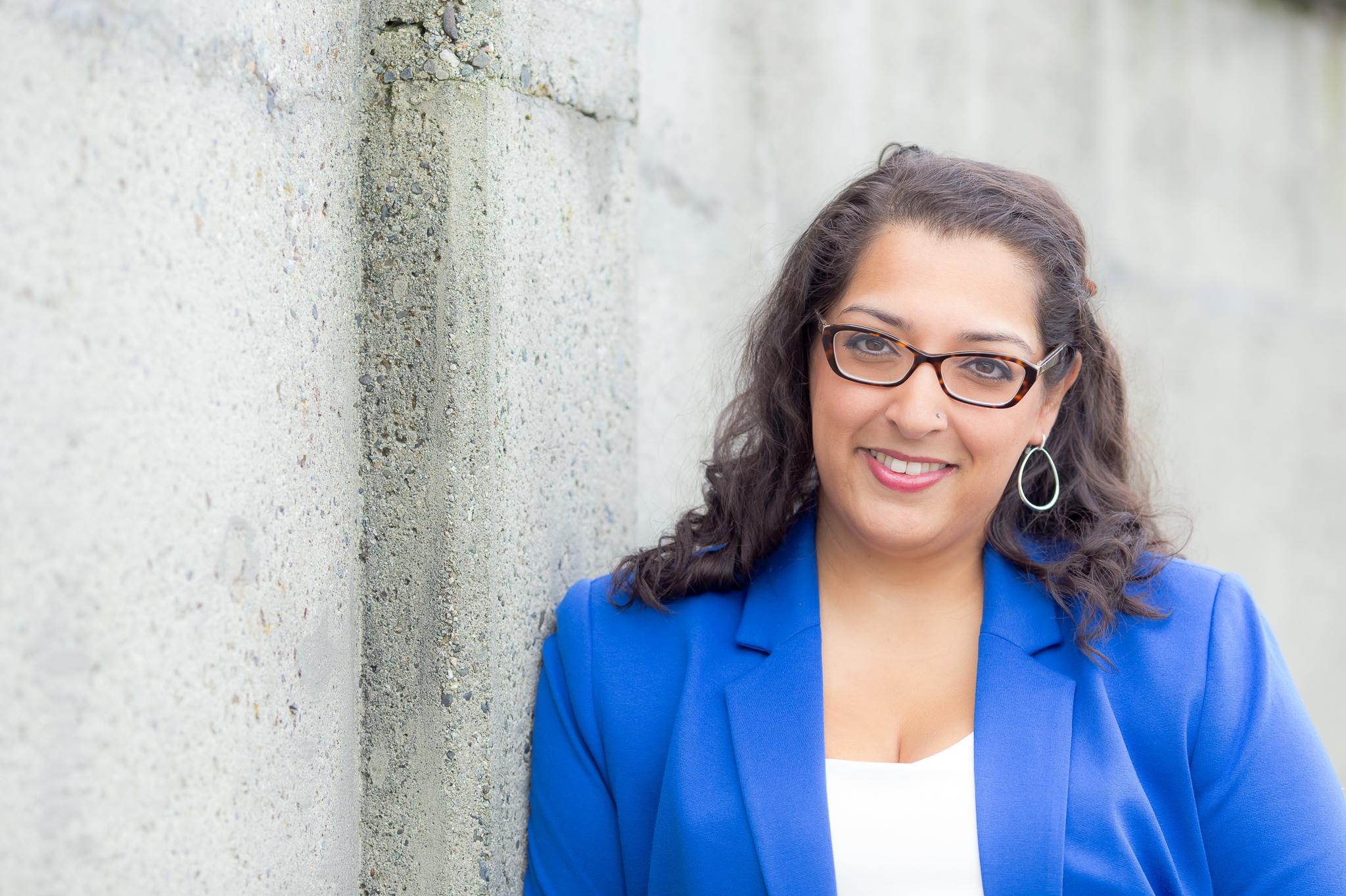 Zahra's Business Profile Portraits