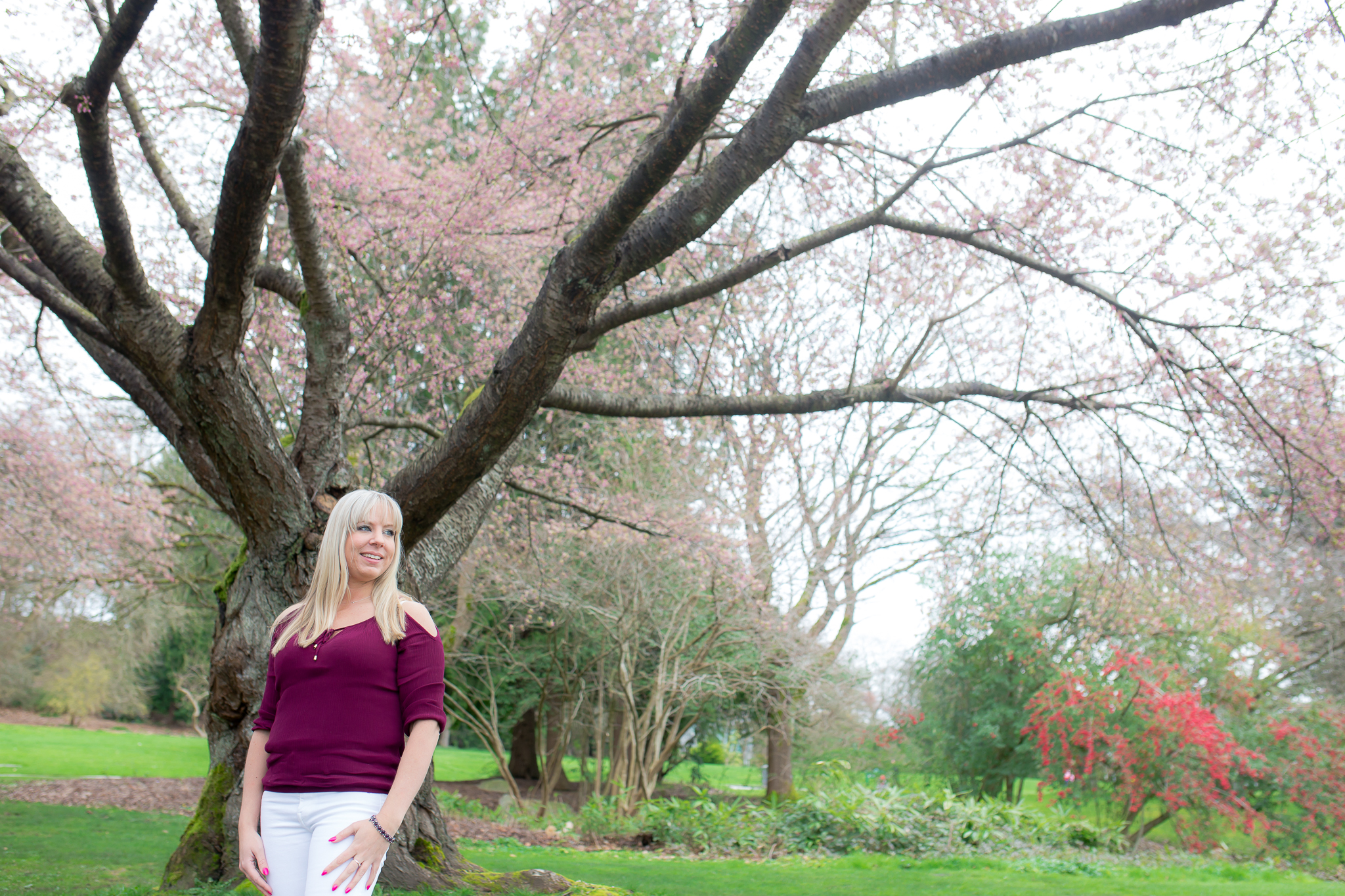 Vancouver-Langley-Cherry-Blossom-Photo-Session