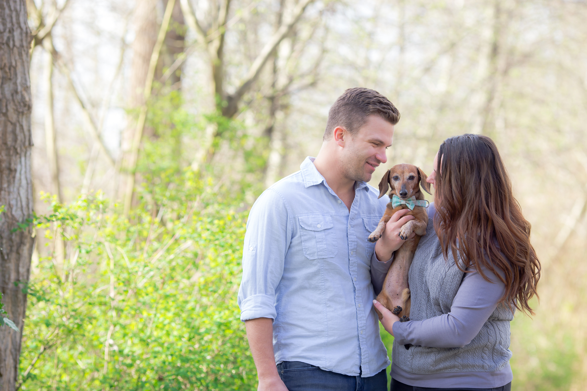Delta-Engagement-Session-with-Dog