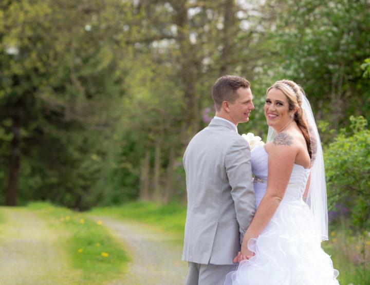Ian & Nicole's Aldergrove Wedding