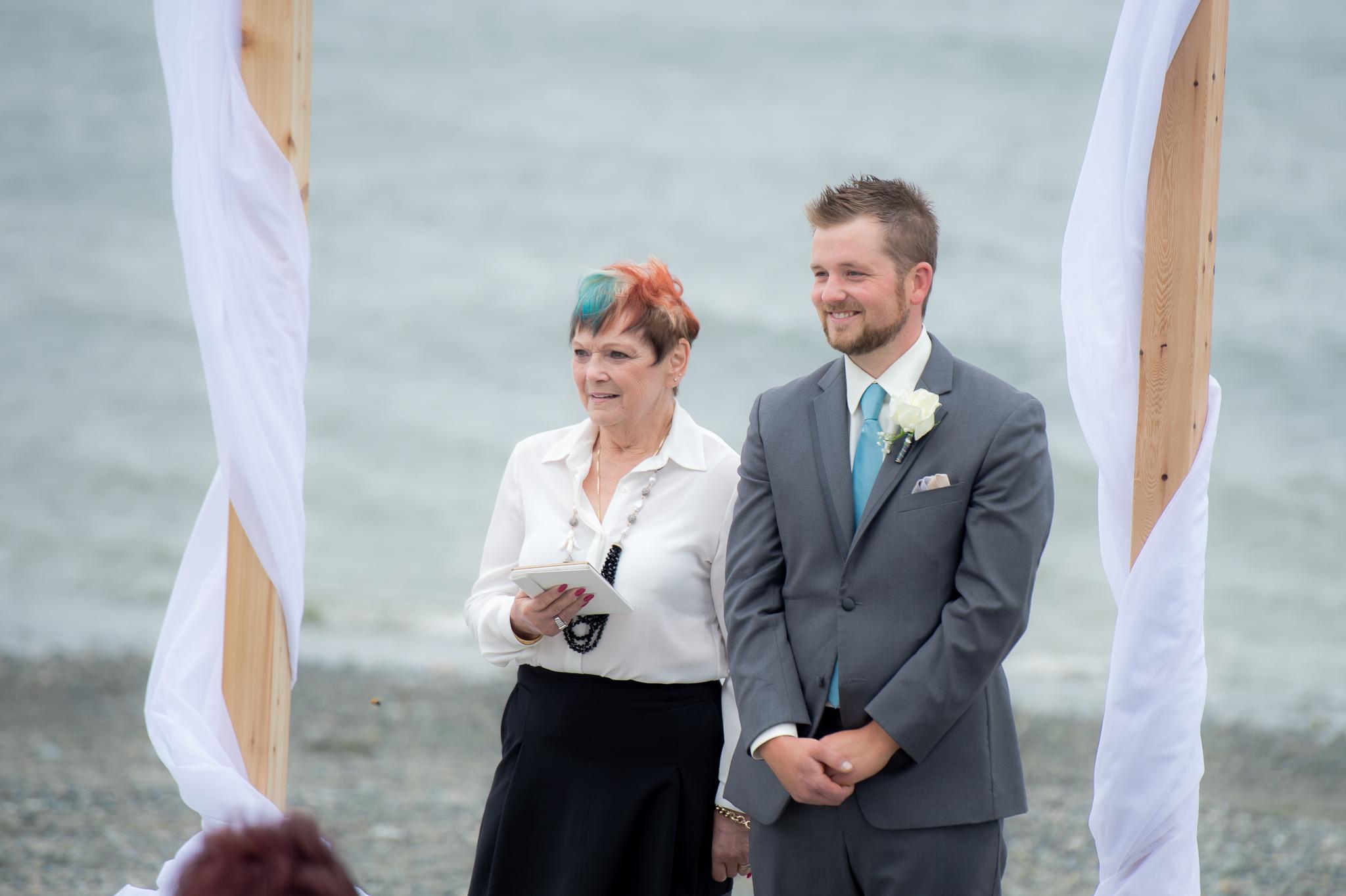 Kayleigh & Justin\'s wedding at The Beach House, Victoria – Stefanie ...