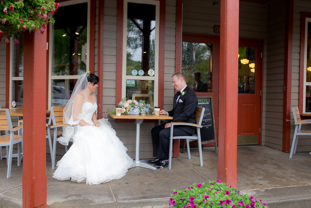 Jill Amp Kevins Rainy Day Fort Langley Wedding Stefanie Fournier Photography
