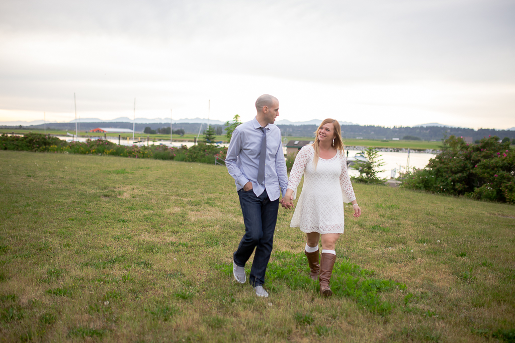 A Elgin Park / Stewart Farm Engagement Session