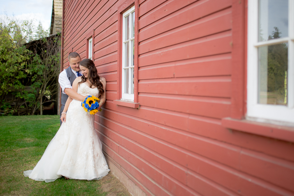 Sam Amp Tylers Campbell Valley Park Wedding In Langley Stefanie Fournier Photography