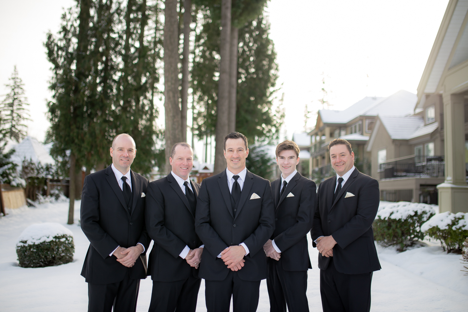 Surrey Winter Wedding Photographer