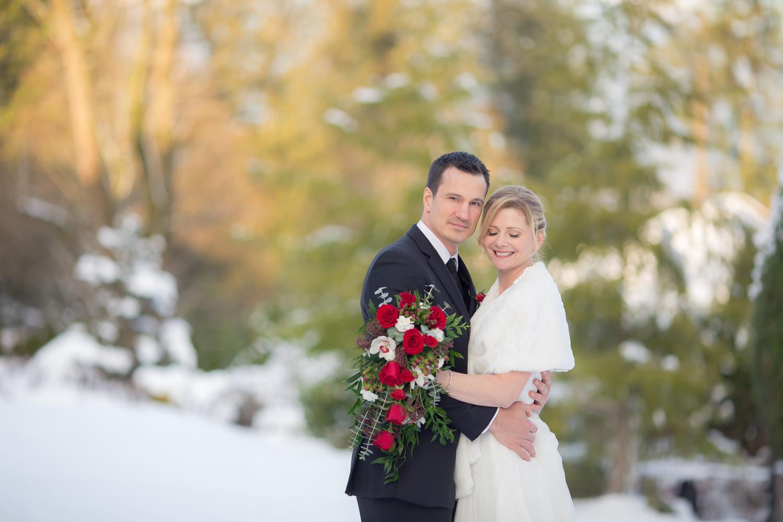 K&B's Wedding in Fort Langley