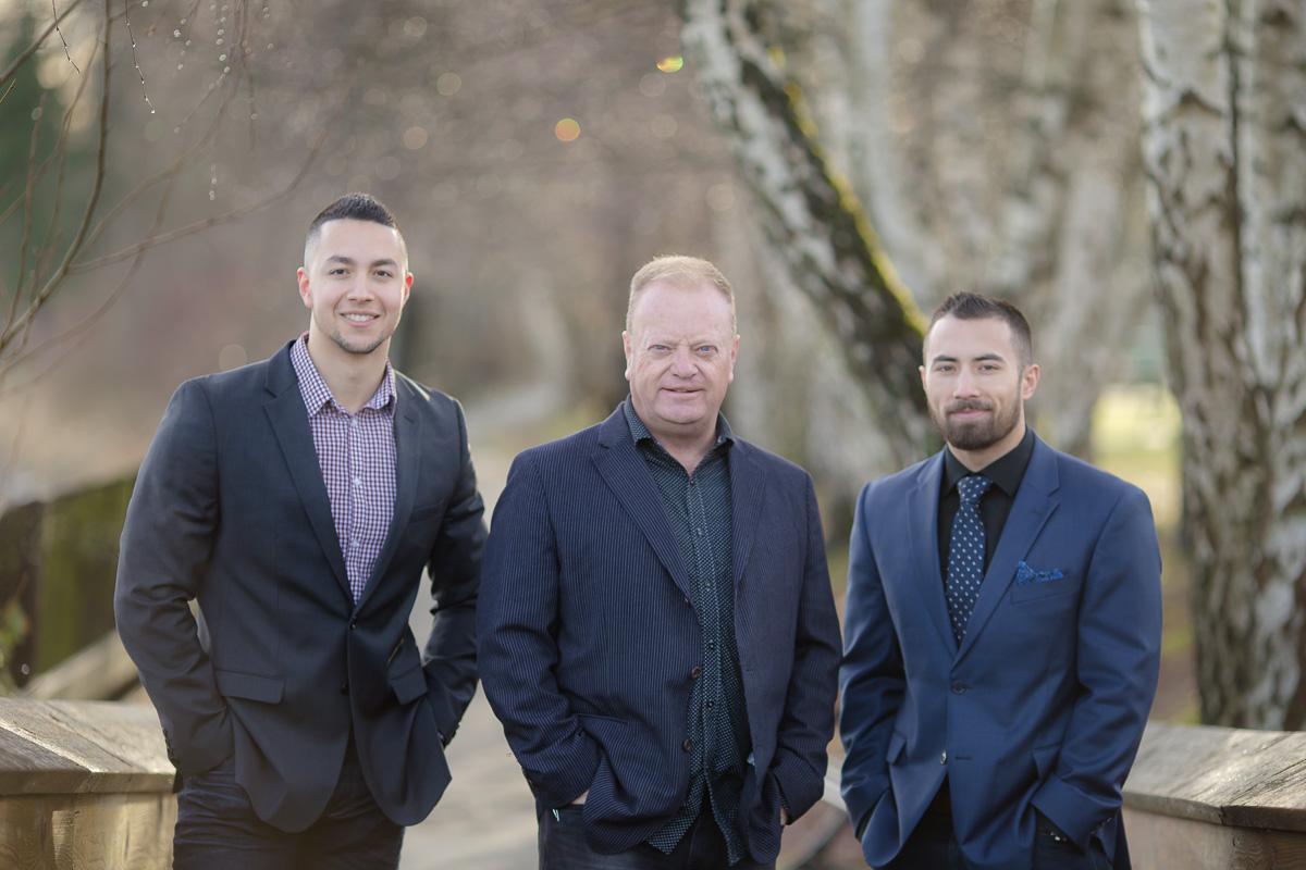 The Hooseman Team [Fort Langley Headshot Photographer]