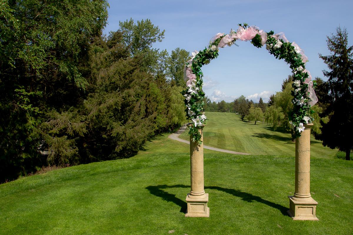 wedding venues fort langley golf club � stefanie fournier