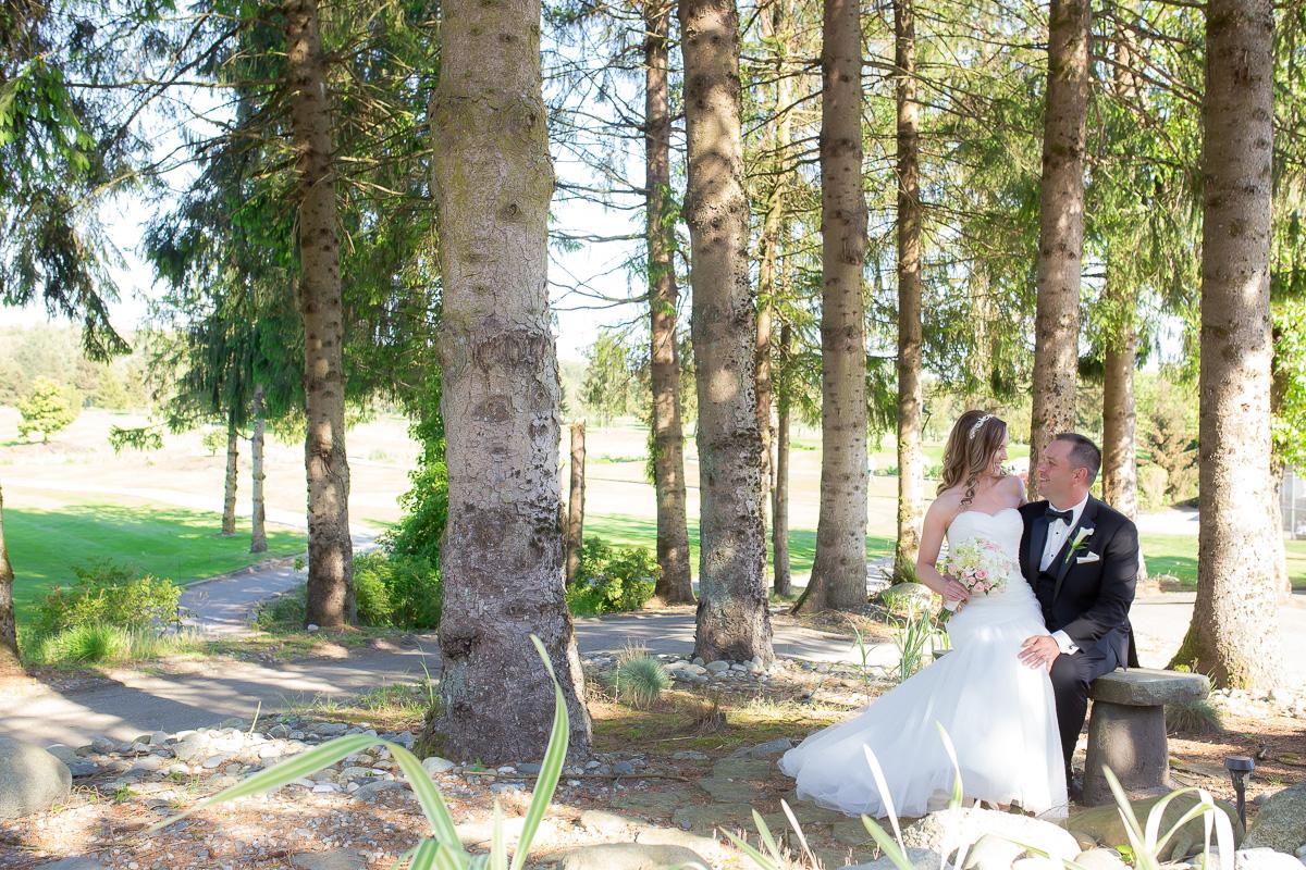 Wedding Venues: Fort Langley Golf Club