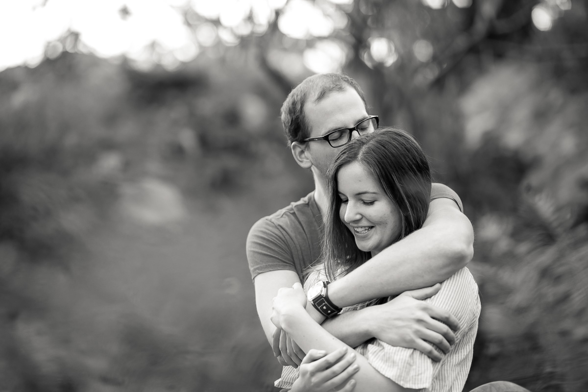 C&C's Engagement Photography Session at Whytecliff Park [North Vancouver]