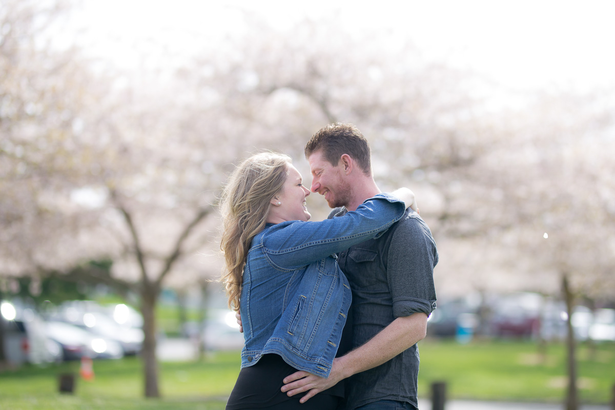 A&C's Engagement Session in Steveston [Richmond Wedding Photographer]