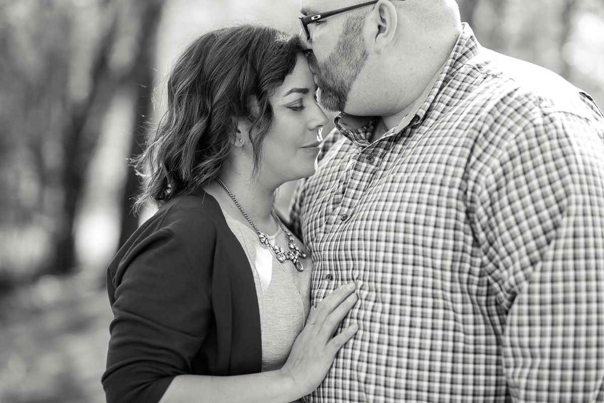 Engagement Session in Crescent Beach