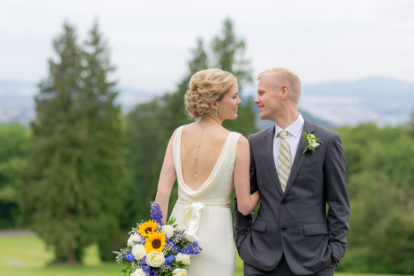 Sfu Diamond Alumni Centre Wedding