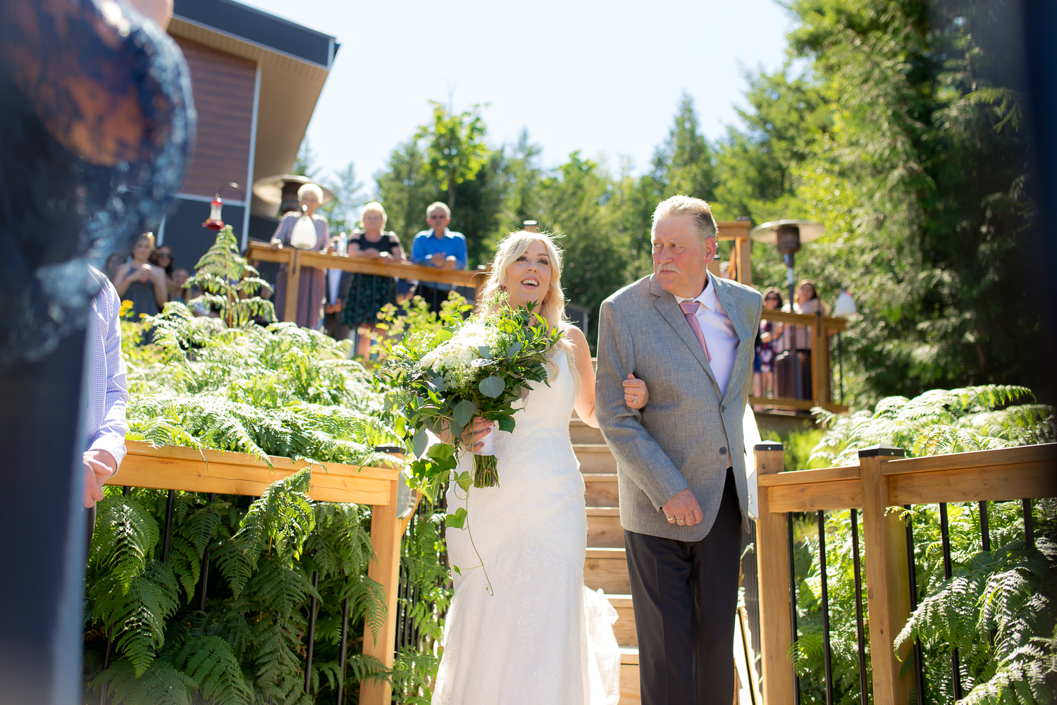 American Creek Lodge Wedding Photos
