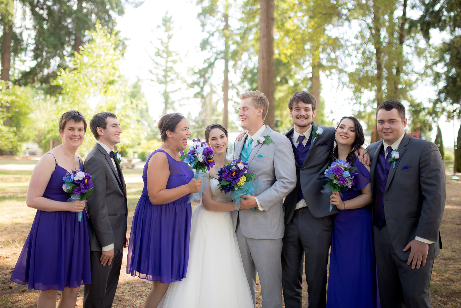 FORT LANGLEY Wedding Photographer