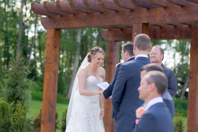 Sean Amp Adrias Wedding At Redwoods Golf Course Stefanie Fournier Photography