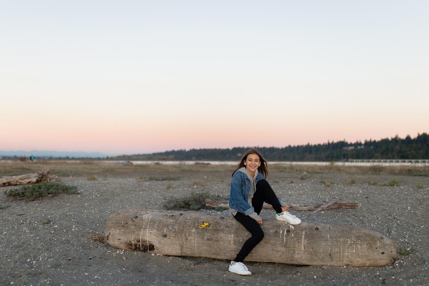 Crescent Beach Photographer