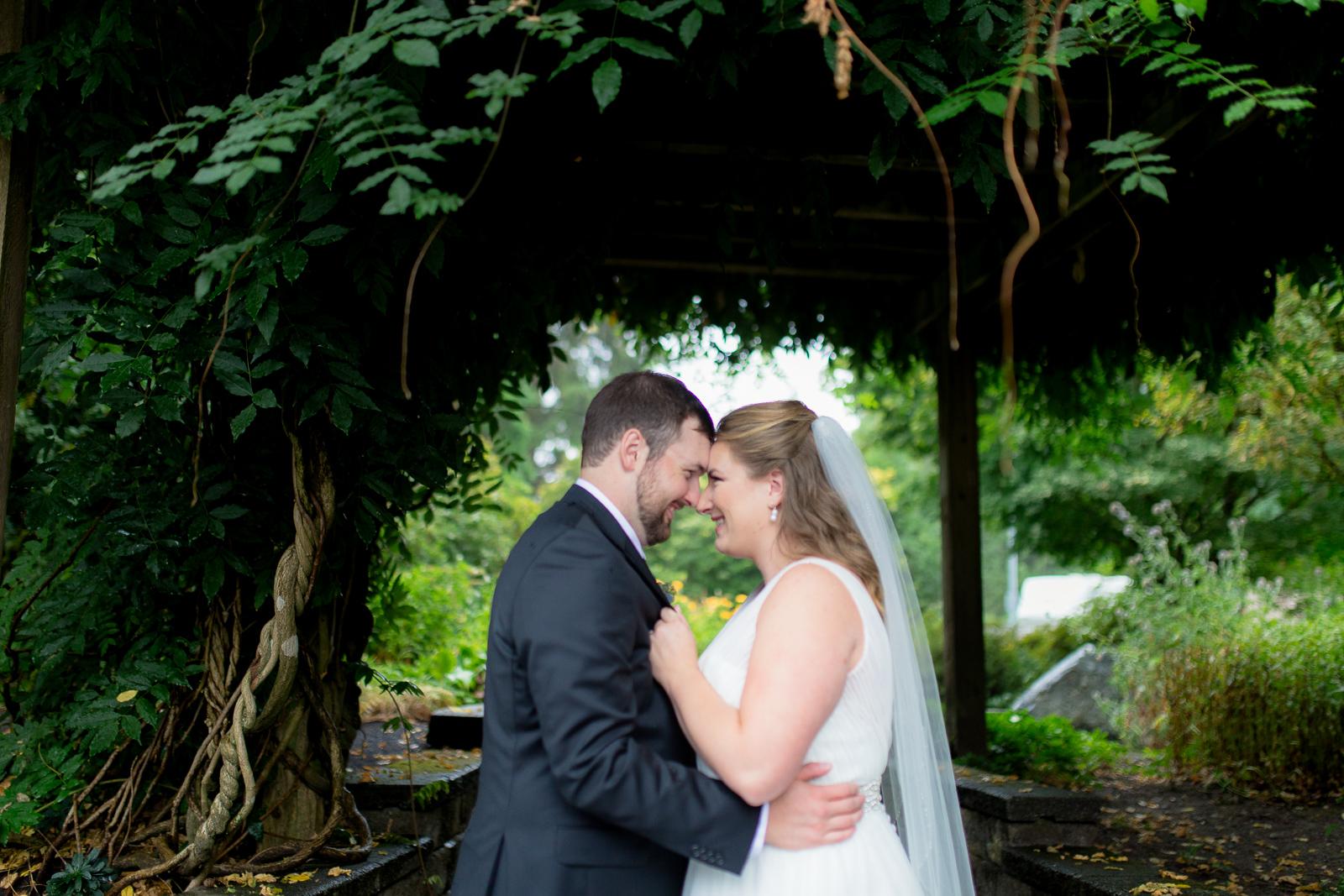 Sam & Sean [Langley Golf Course Wedding Photography]