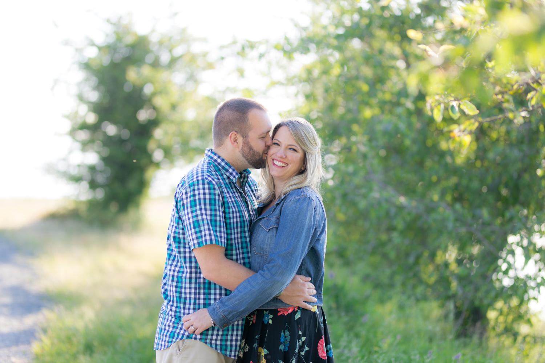 A & B's Engagement Session in Steveston [Richmond Wedding Photographer]