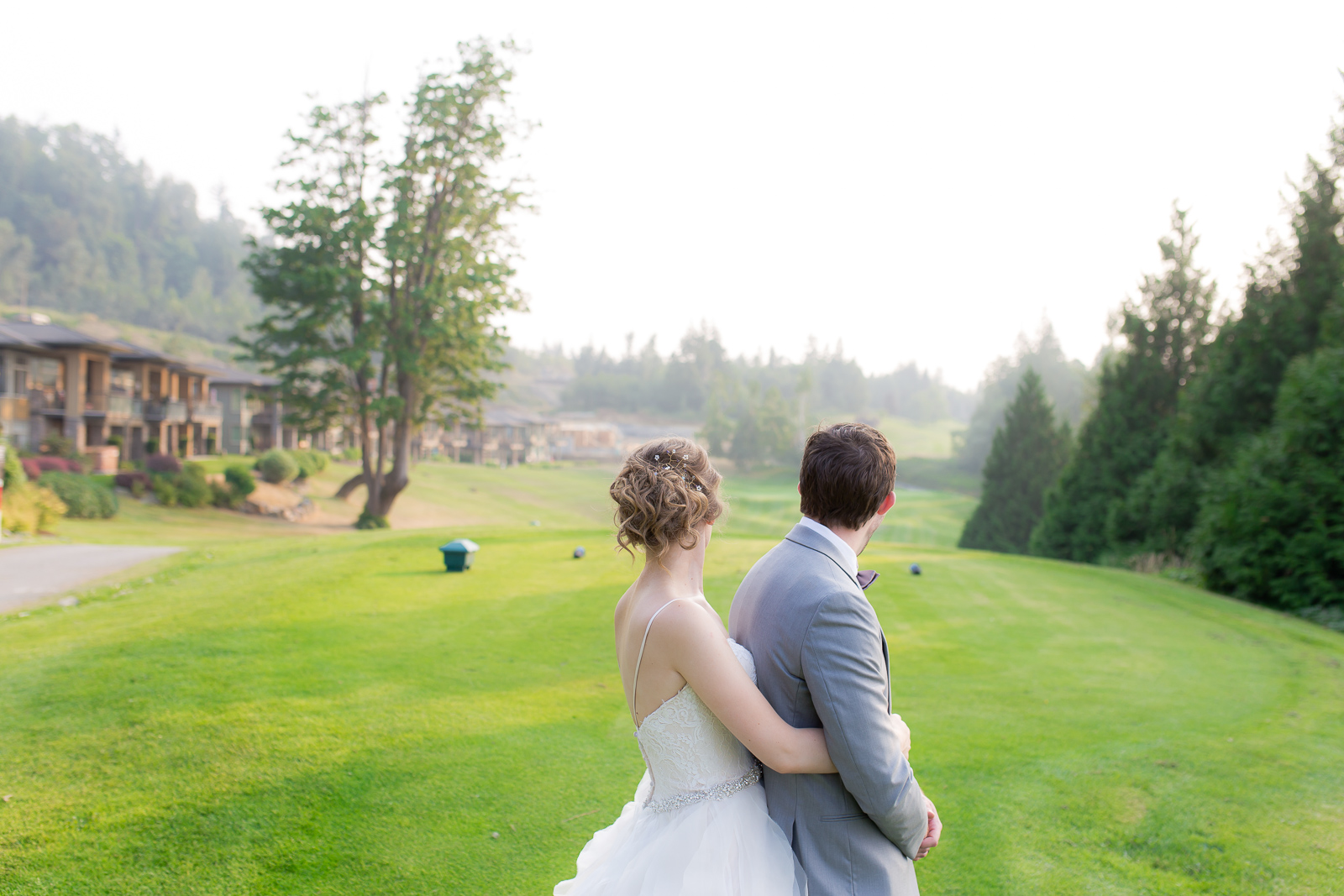 The Falls Golf Course Wedding Photographer