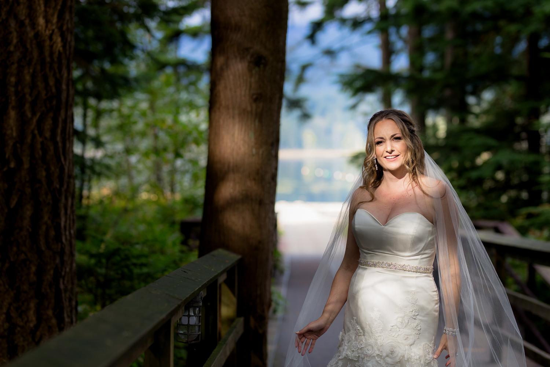 Whonnock Lake Wedding Photos