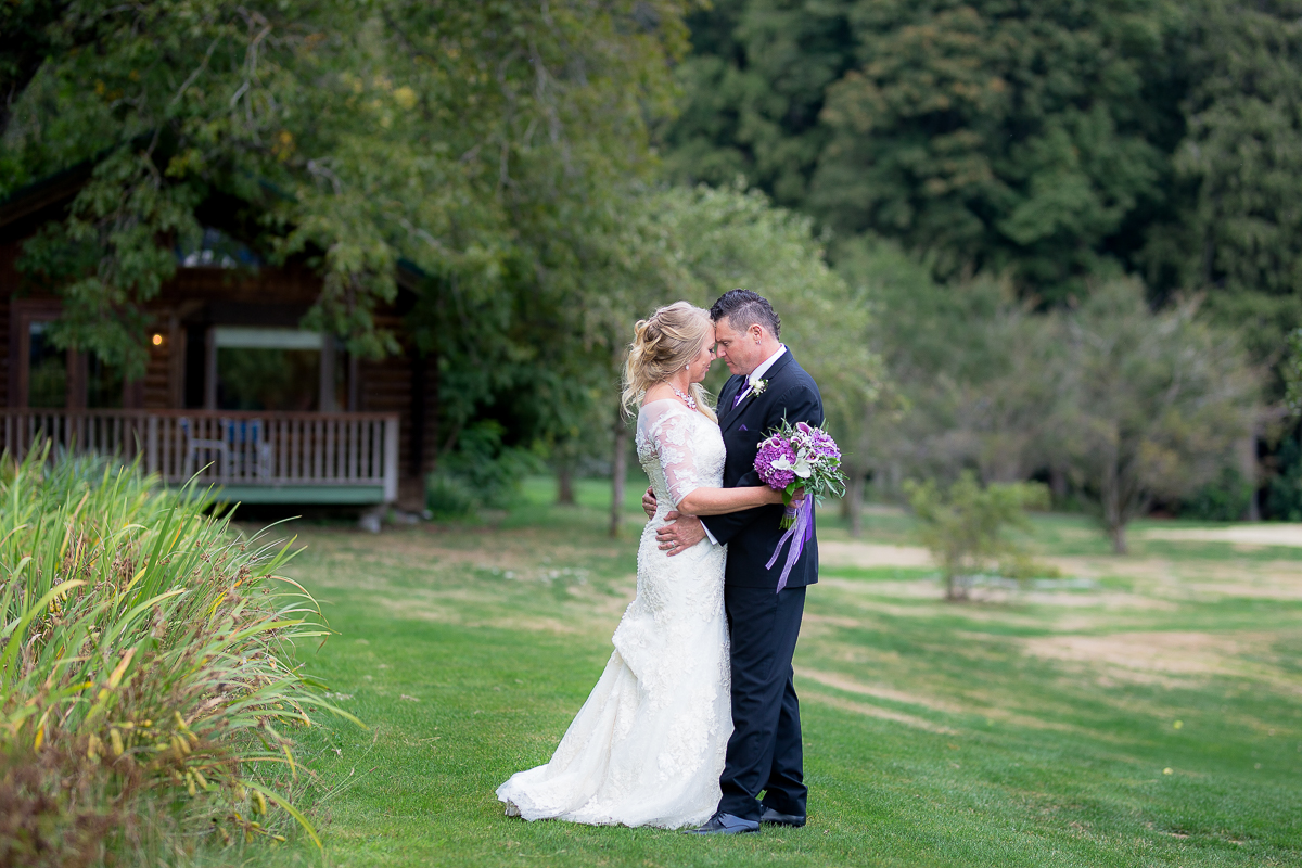 L&W's Wedding at Rowena's in Harrison Mills [Mission Wedding Photographer]