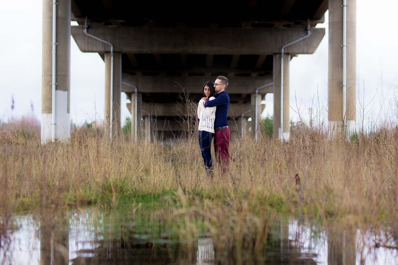 Jess & Bobby's Pitt Meadows Engagement Session