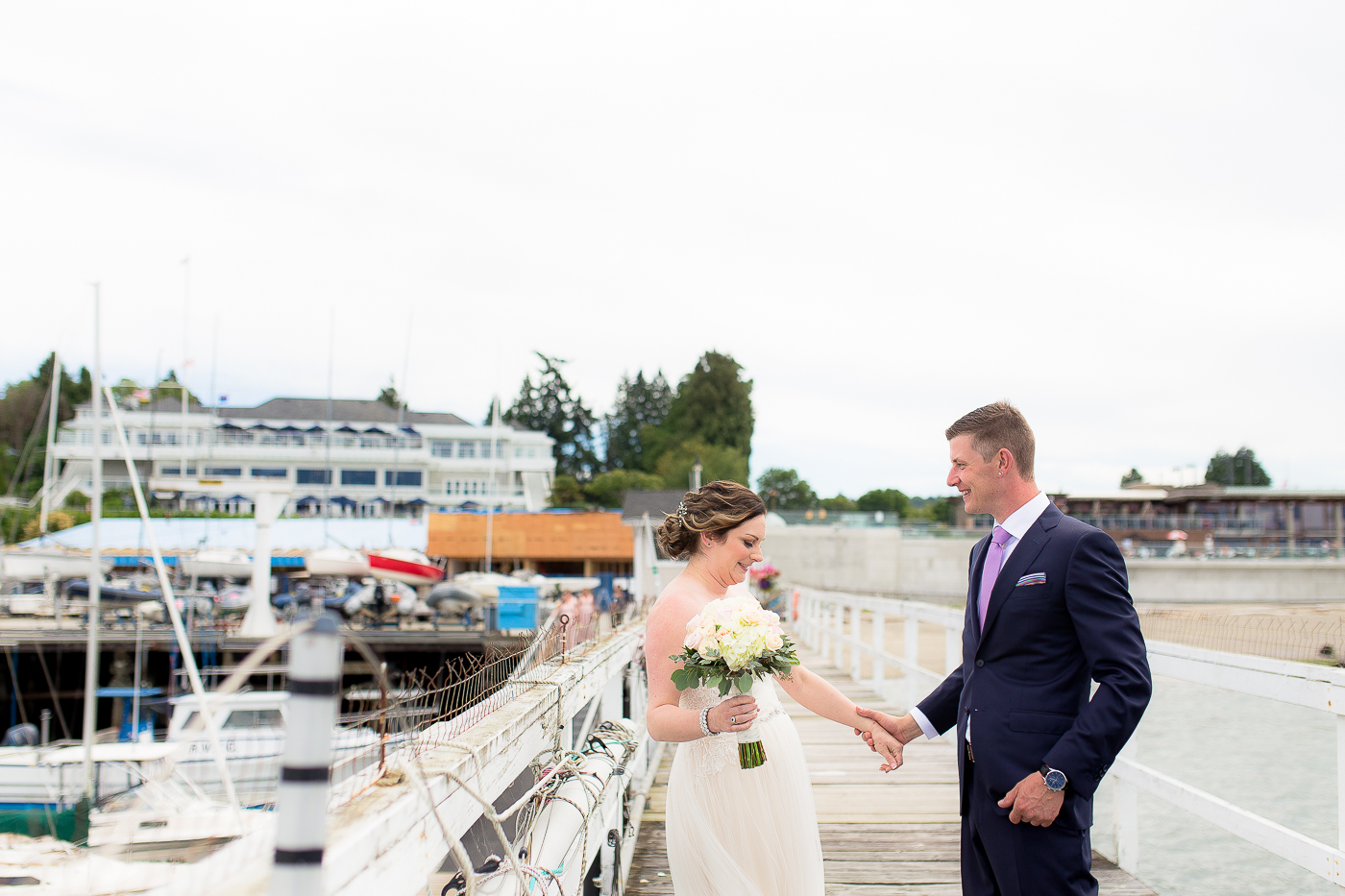 Vancouver Yacht Club Photographer