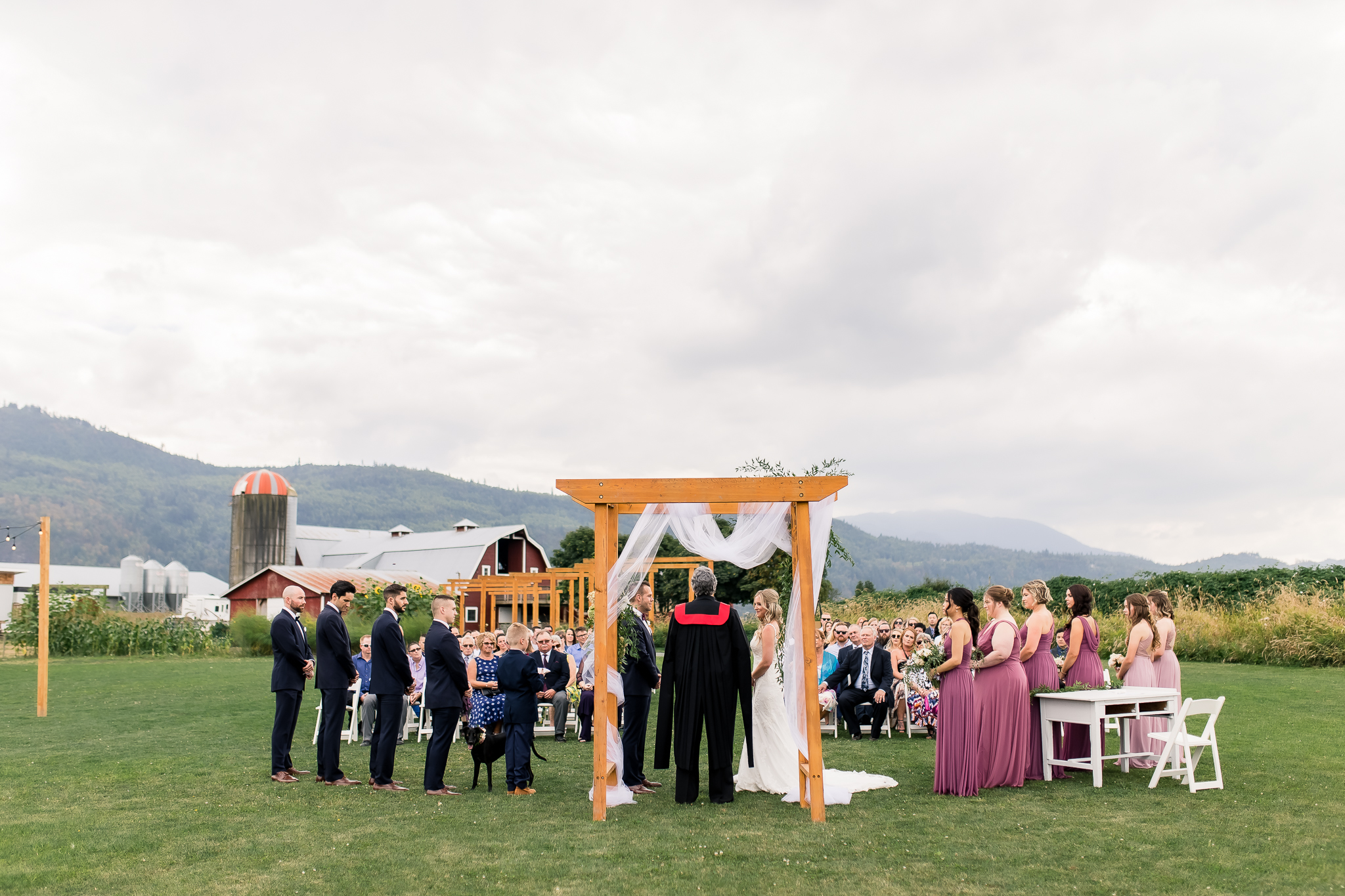Saar Bank Farm Wedding Photography in Abbotsford - Stef ...